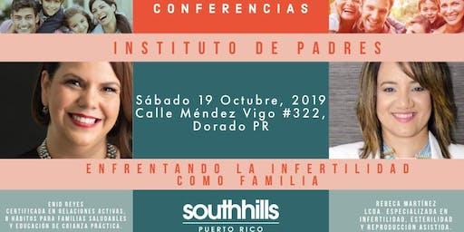 Enfrentando la Infertilidad como Familia / Instituto de Padres