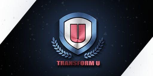 Transform U Live Alumni Breakfast