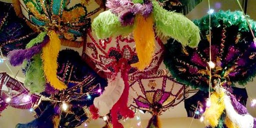 """Parasol Decorating Workshops for the """"Shining Second Line Parade"""""""
