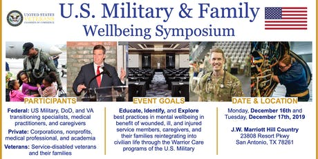 U.S. Military & Family Wellbeing Symposium tickets