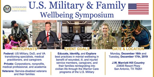 U.S. Military & Family Wellbeing Symposium