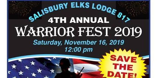 4th Annual Warrior Fest
