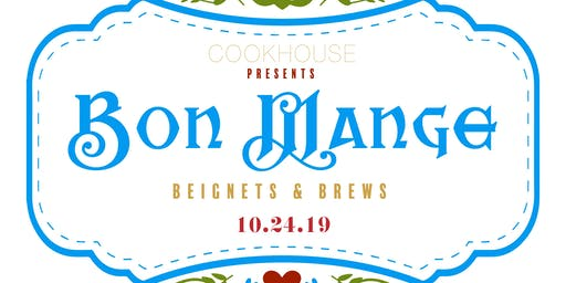 Bon Mange | Beignets & Brews Edition!