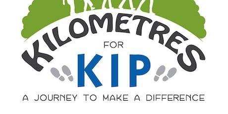 Kilometres for KIP tickets