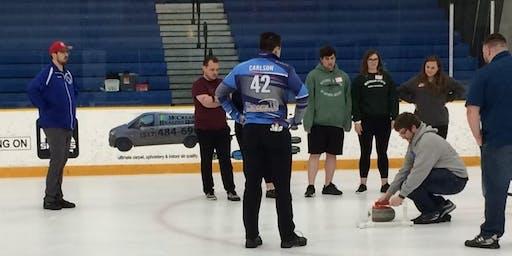 Beginner Curling Class (class 2)