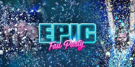 26.10.2019   EPIC Fail Party Berlin I 300 Kilo Konfetti I und mehr <3 Tickets
