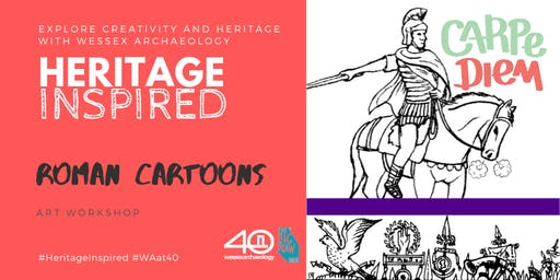 Roman Cartoon Workshop