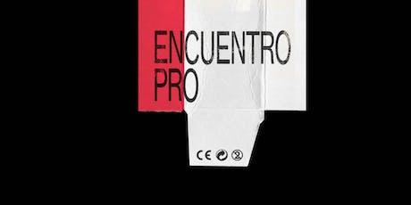 Encuentro Profesional: Buenas prácticas en el sector de la fotografía entradas