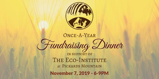 Once-a-Year Fundraising Dinner