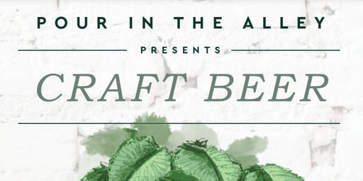 Craft Beer in the Alley