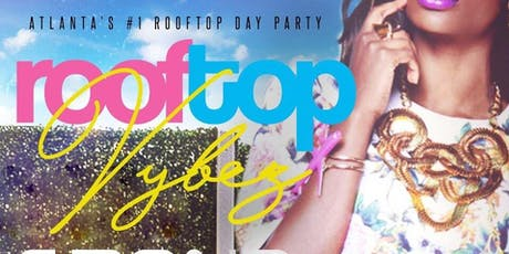 #ATL'S #1 ROOFTOP DAY PARTY! Every Saturday @ CAFE CIRCA! Pretty Girls love Rooftops with Trap Music! GOOD ROOFTOP VYBZE ONLY! RSVP NOW! (SWIRL) tickets