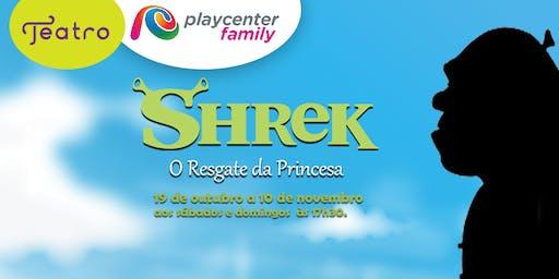 SHREK - O RESGATE DA PRINCESA