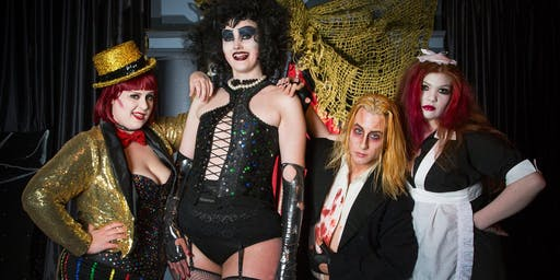 The Rocky Horror Picture Show w/ The Satanic Mechanics & Cabaret