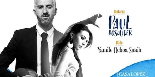 Paul Bosauder - Tierra y Mar / Espectáculo Flamenco