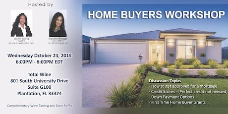 FREE Home Buying, Selling & Investing Workshop tickets