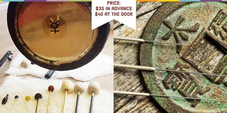 New Moon Kundalini, Acupuncture & Gongs Event tickets