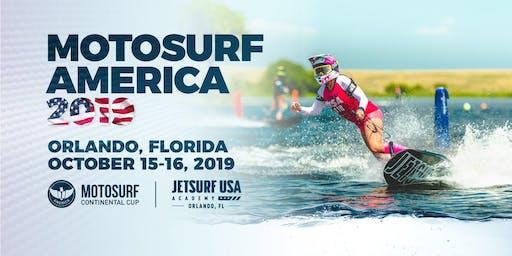 MotoSurf America race Orlando, FL - October 15-16, 2019