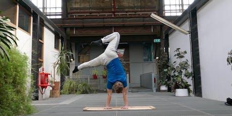 Amsterdam Handstand Workshop: Beginner to Novice Level tickets