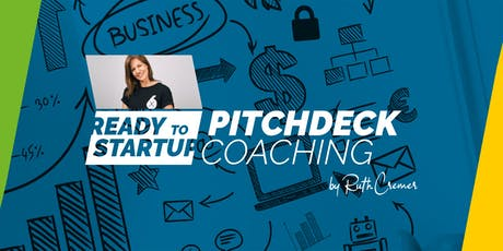 READY TO STARTUP // PITCHDECK COACHING tickets