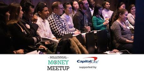 Millennial Money Meetup | Nov. 19, 2019 tickets