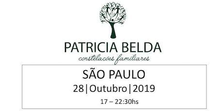SÃO PAULO WORKSHOP DE CONSTELAÇÕES FAMILIARES POR PATRICIA BELDA ingressos