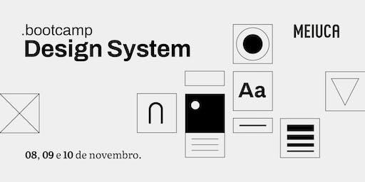 Bootcamp de Design System - Turma 08