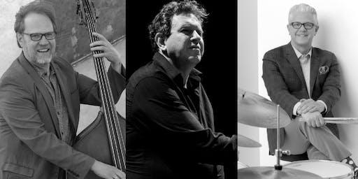 Sunday Night Jazz ft. The Bruno Råberg Trio w/Bruce Barth & Matt Wilson