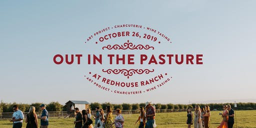 Out in the Pasture  at Redhouse Ranch