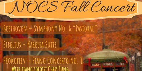 New Orleans Civic Symphony Fall Concert tickets