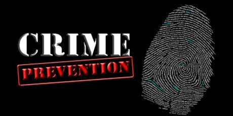 Residential and Family Crime Prevention Course tickets