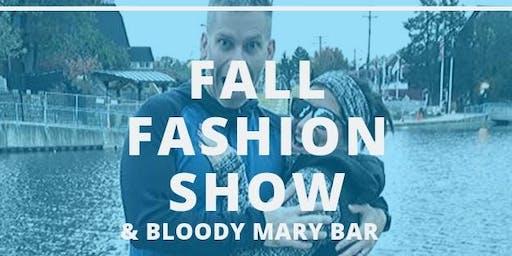 Running Lab Fall Fashion Show