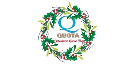 2019 Quota Christmas Home Tour tickets