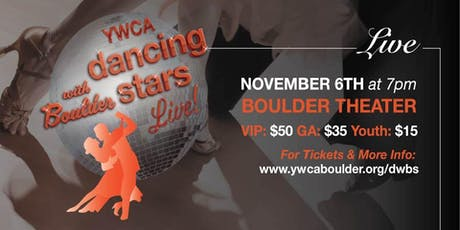DANCING WITH BOULDER STARS 2019 tickets
