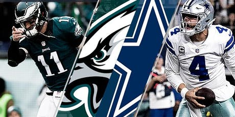 Cowboys vs Eagles Watch Party | 10.20 tickets