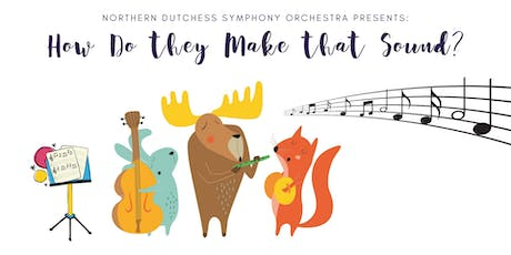 """Northern Dutchess Symphony Orchestra Children's Concert & """"Petting Zoo"""" tickets"""