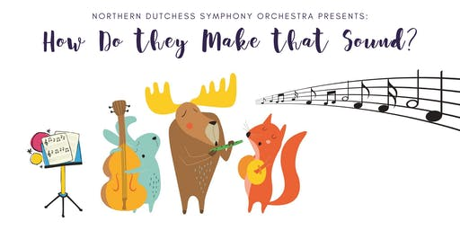 "Northern Dutchess Symphony Orchestra Children's Concert & ""Petting Zoo"""