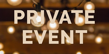 Private Event tickets