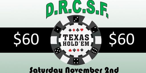 DRCSF Texas Holdem