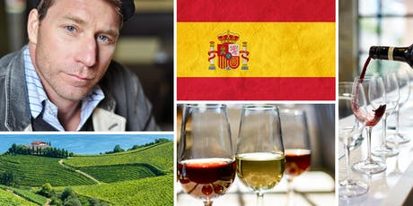 Spanish Wine Tasting with Canadian Master Sommelier John Szabo tickets