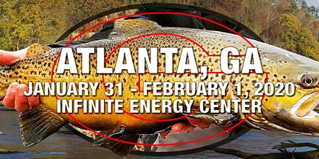 Fly Fishing Show Atlanta 2020 - Online Ticket Sales tickets