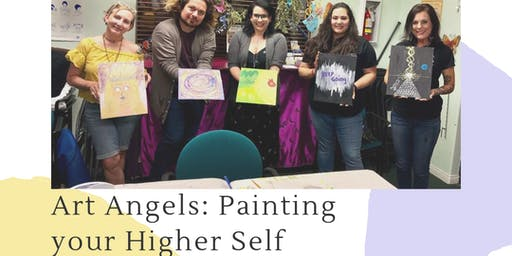 Art Angels: Painting your Higher Self