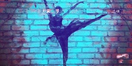 New Dance class launch tickets