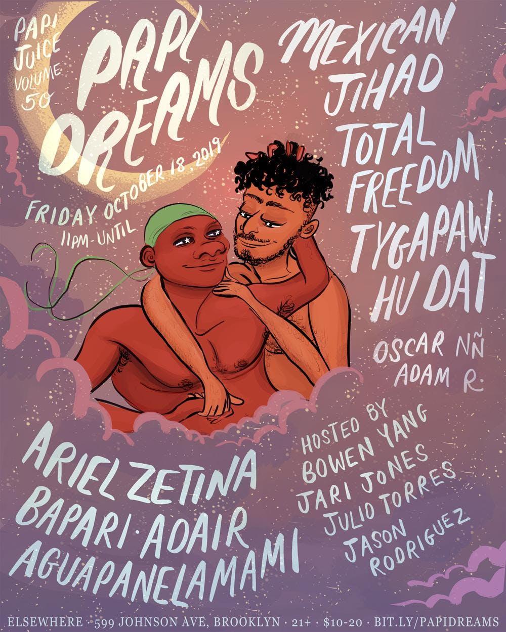 Papi Juice Vol. 50: Papi Dreams w/ Mexican Jihad, Total Freedom, Tygapaw, Hu Dat & More