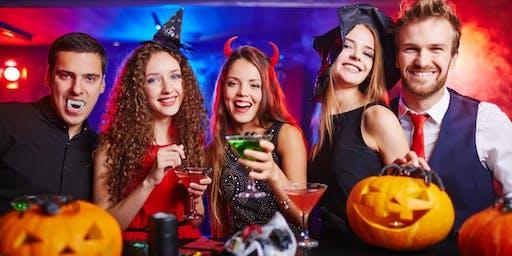 Halloween Midnight Murder