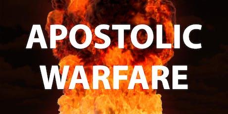 Apostolic Warfare | School of the Apostles tickets