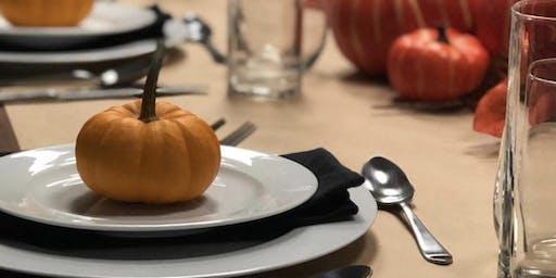 Dinner Club: Thanksgiving