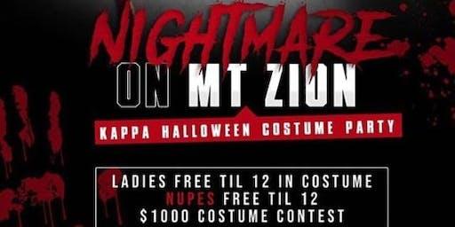 Nightmare On MountZion