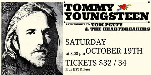Tommy Youngsteen: Tom Petty & the Heartbreakers