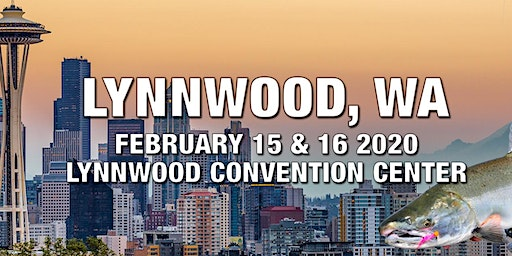 Fly Fishing Show Lynnwood 2020- Online Ticket Sales