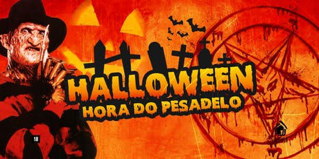 Halloween 2019 // Hora do Pesadelo ingressos